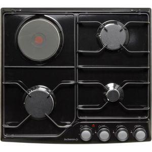 PLAQUE MIXTE Table mixte De Dietrich DPE7610BM • Plaque de cuis