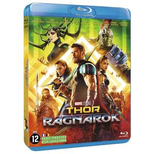 BLU-RAY FILM Thor Ragnarok Bluray