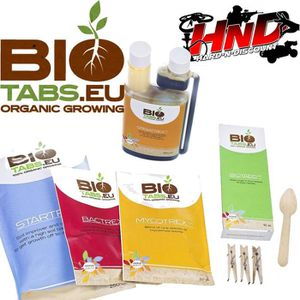 PACK GERMINATION Kit de démarrage Biotabs - Pack engrais organique