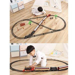 VOITURE ELECTRIQUE ENFANT VOITURE 1 jouet de train électrique classique