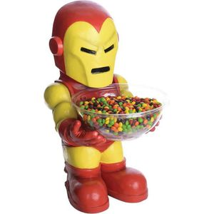 Décors de table AVENGERS Halloween Pot à Bonbons 50 cms Iron Man -