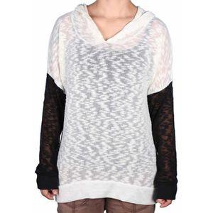 SWEATSHIRT Sweatshirt VANS A5HPS Women's Eate Hooded Sweater