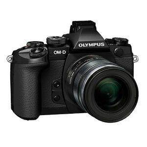 APPAREIL PHOTO COMPACT OLYMPUS OM-D E-M1 NOIR + 12-50 NOIR