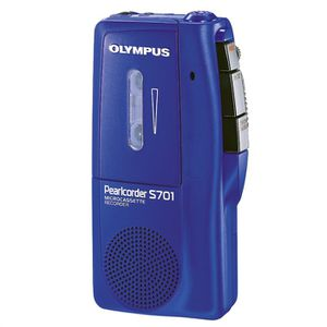 DICTAPHONE - MAGNETO. OLYMPUS Pearlcorder S701