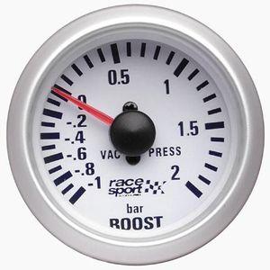 MANOMÈTRE AUTO Manomètre de pression de turbo