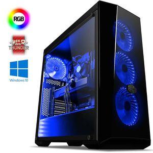 UNITÉ CENTRALE  VIBOX Splendour 28 PC Gamer - AMD 8-Core, Geforce