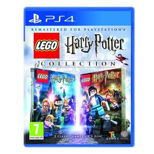JEU PS4 Lego Harry Potter Collection (PS4) - Import Anglai