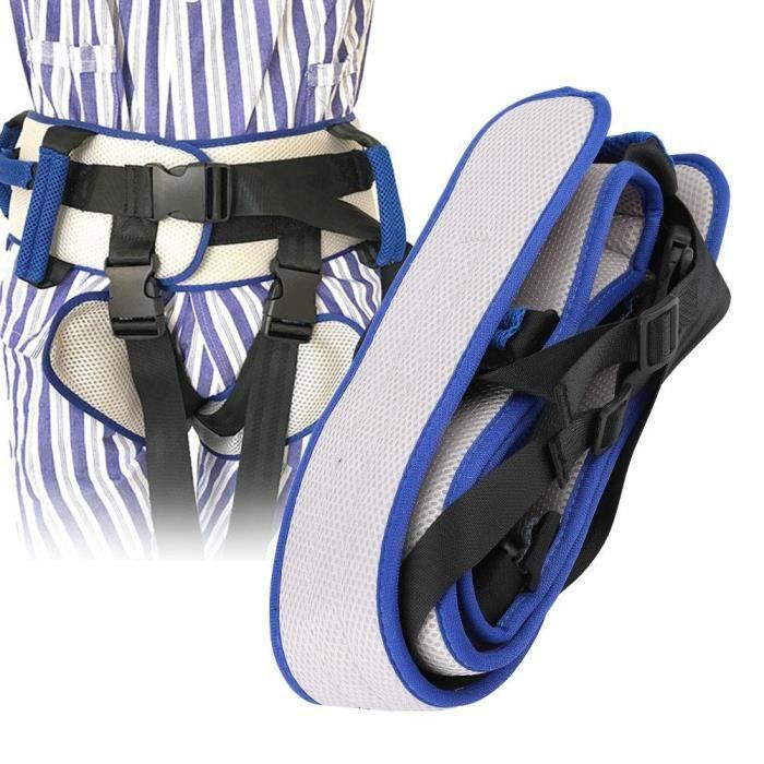 Ceinture de réadaptation assistée par élingue patiente de ceinture de transfert médicale