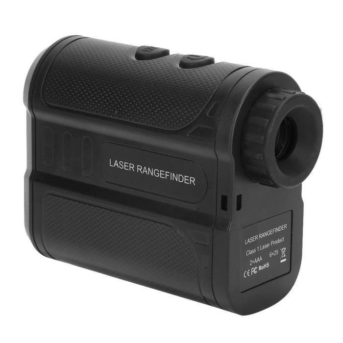 MEIHE Téléscope de Golf Télémètre Laser LM600