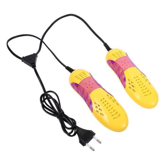 Violet Léger Sécheuse/Chauffage pour Désodorisants Chaussures en Plastique de Déshumidification Périphérique