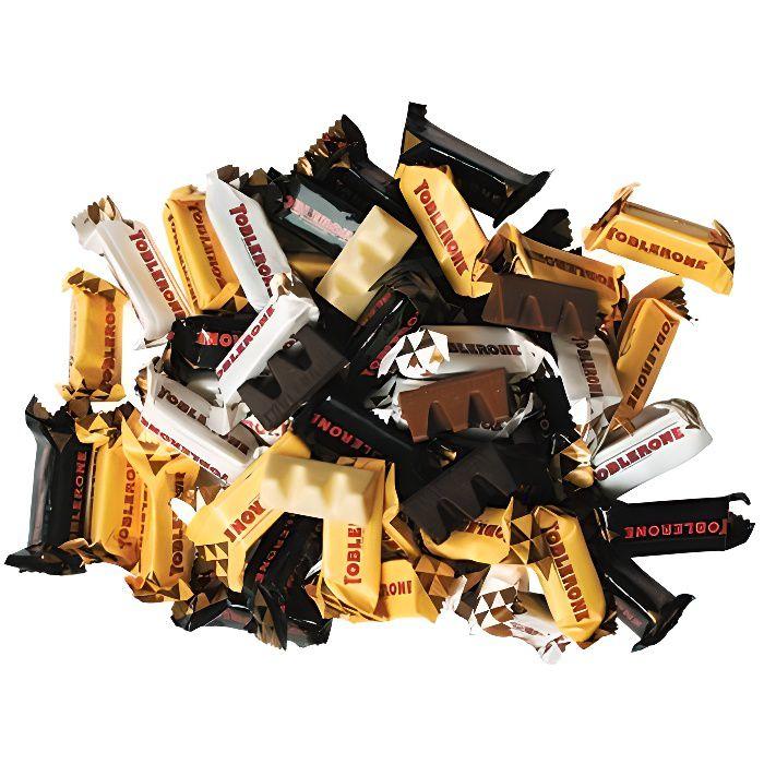 Hellocandy Toblerone Mini Assortis, 350gr Format Pro