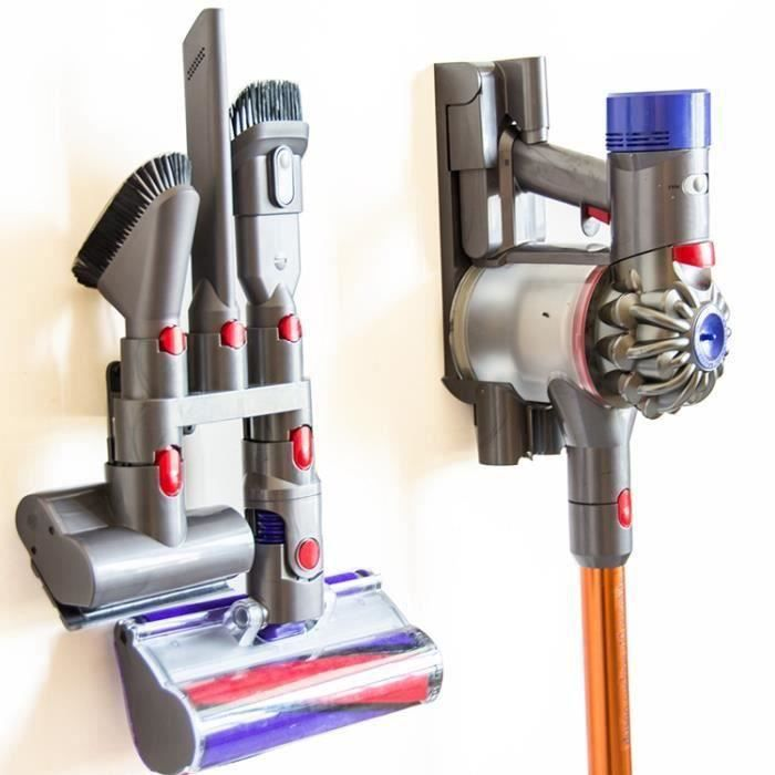 Compatible Dyson V7 V8 V10 Absolute Brosse Support Outil Buse Base titulaire Docks Station Accessoires Aa30088