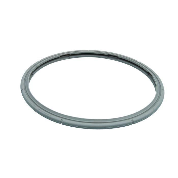 FISSLER ACCESOIRE Joint de rechange pour couvercle d'autocuiseur FL60000022795 Ø22cm gris