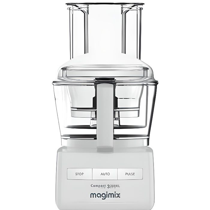 Robot culinaire 18370F Compact Blanc