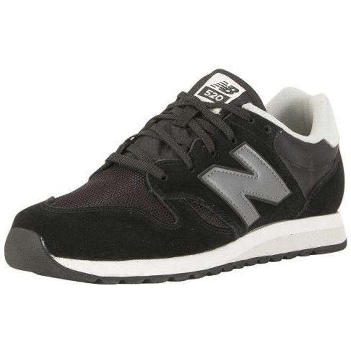 New Balance Homme 520 Trainers, Noir