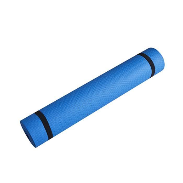 Tapis de Yoga EVA tapis antidérapant Pilates tapis d'exercice de sport pour débutant Fitness tapis de gymnastique environnementale