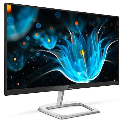 PHILIPS 246E9QJAB/00 - Ecran d'ordinateur FHD - 24 pouces - Dalle IPS 5ms - HDMI/DP/VGA - FreeSync