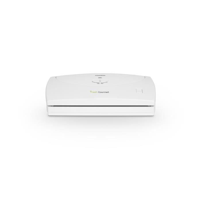 THOMSON - THVS47701 - Machine mise sous vide - Puissance électrique : 110 W - Blanc