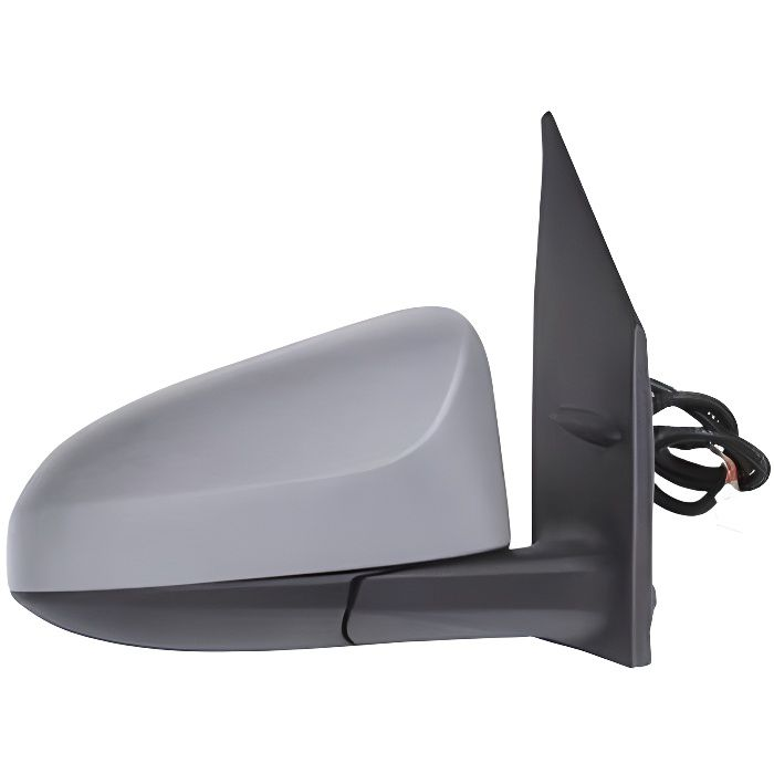 Rétroviseur droit électrique pour TOYOTA AYGO, depuis 2014 gt, rabattable électriquement, Neuf.
