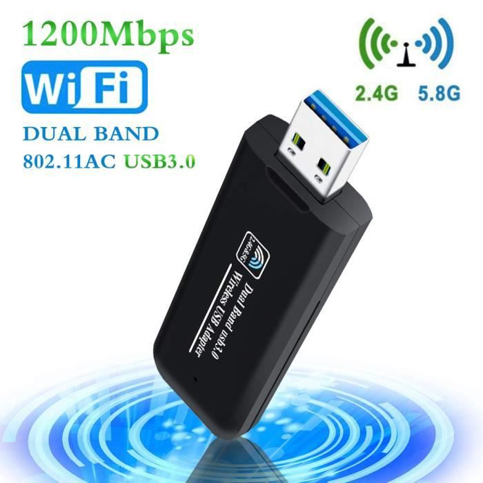 32//64bits 5GHz and 2.4GHz WIFI USB Adapter For Device of Windows XP // Vista // 7 // 8 // 8.1 // 10 MAC OS X 10.11.X//10.10.X// 10.9.X// 10.8.X //10.7.X EDUP EP-AC1617 1200Mbps Wi-Fi Adapter Dual Band