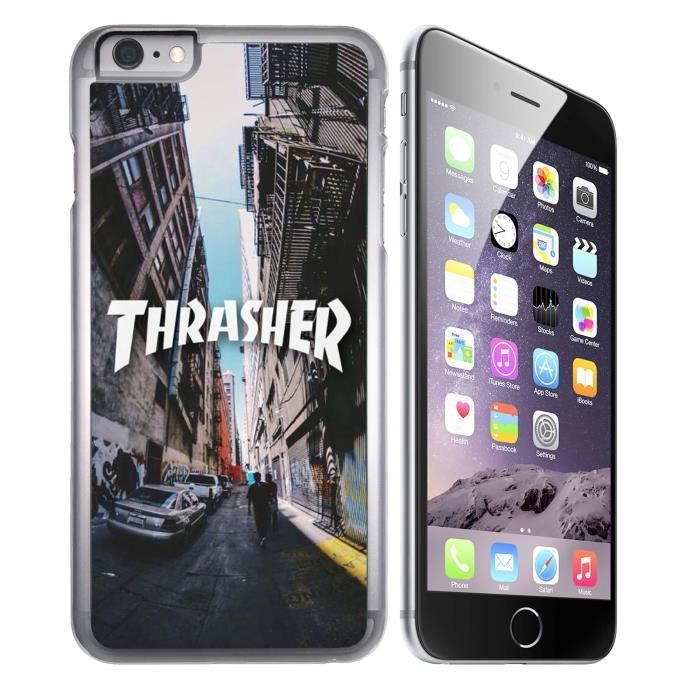 coque iphone 8 trasher ny
