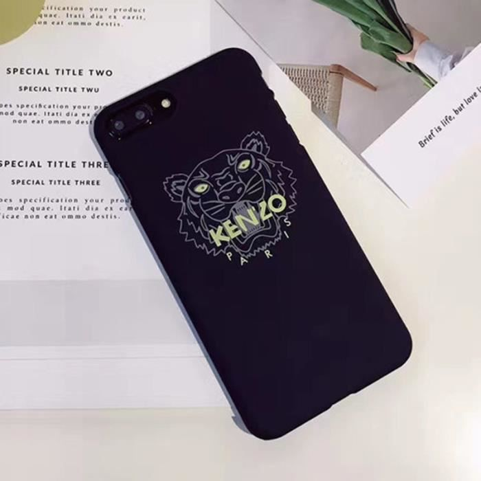 apple iphone 7 coque kenzo compatible apple achat coque bumper pas cher avis et meilleur. Black Bedroom Furniture Sets. Home Design Ideas