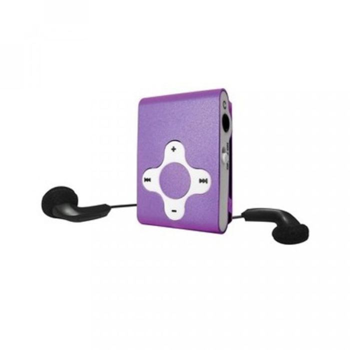 inovalley baladeur mp3 2go violet lecteur mp3 prix pas cher cdiscount. Black Bedroom Furniture Sets. Home Design Ideas