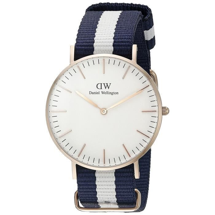 montre daniel wellington femme 36mm achat vente pas cher cdiscount. Black Bedroom Furniture Sets. Home Design Ideas