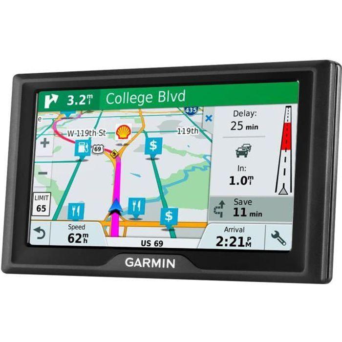 GPS AUTO Garmin Drive 61LMT-S Navigateur GPS automobile 6.1