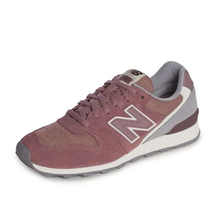 new balance 996 grise et rose