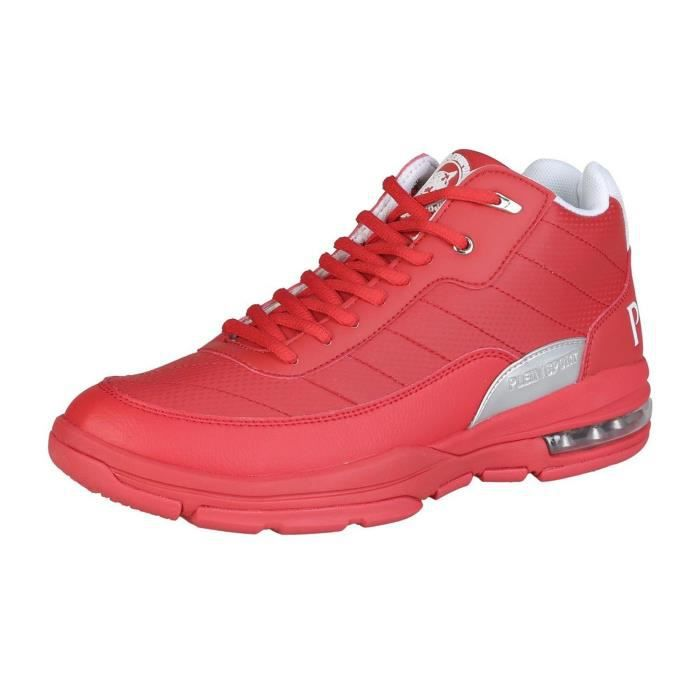 Plein Sport - Baskets / Sneakers montantes - Rouge