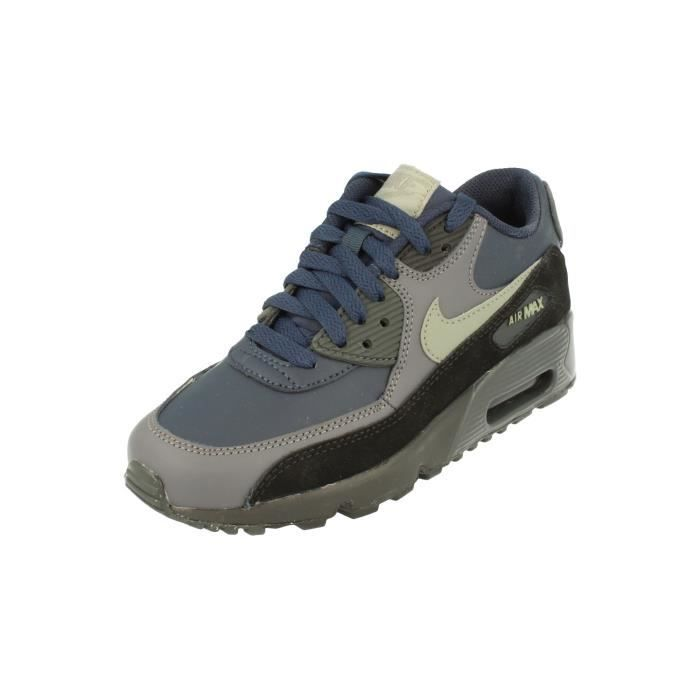 a9fec1a82d90e Nike Air Max 90 LTR GS Running Trainers 833412 Sneakers Chaussures ...