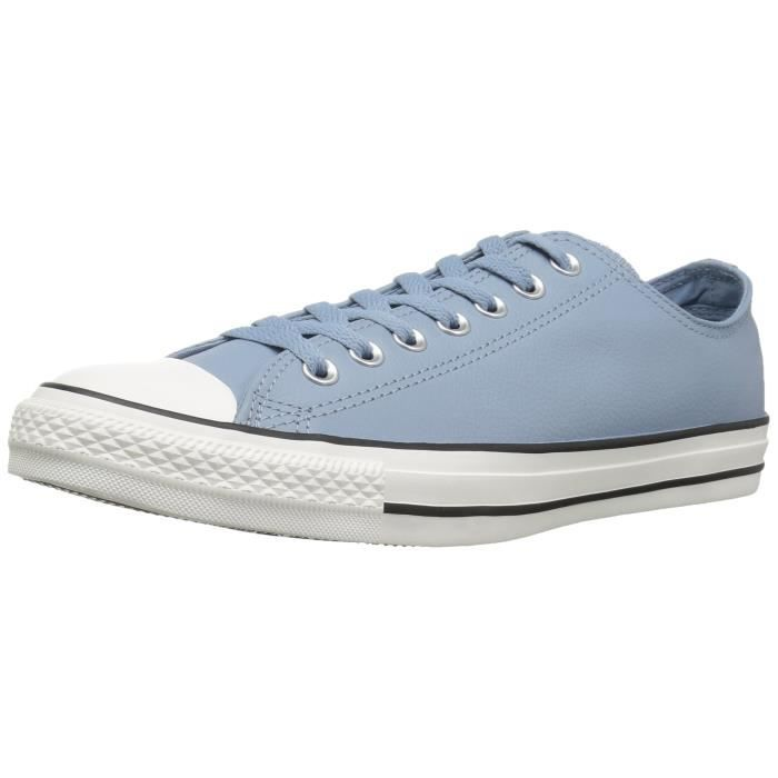 Converse Femmes Chuck Taylor All Star Tumbled Leather Low Top Sneaker WVWNE  Taille-37