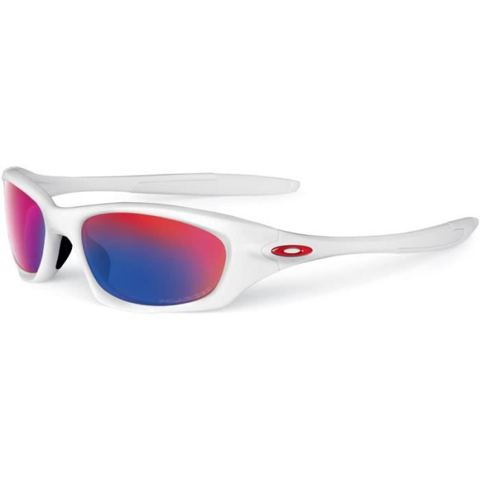 Lunettes Oakley Blanches