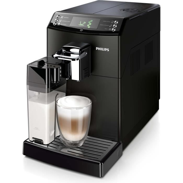 machine expresso automatique philips hd8847 01 achat vente machine expresso cdiscount. Black Bedroom Furniture Sets. Home Design Ideas