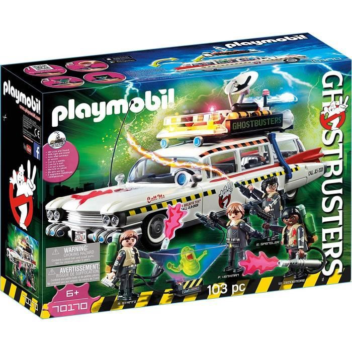 Photo de playmobil-70170-ghostbusters-ghostbusters-ecto-1a