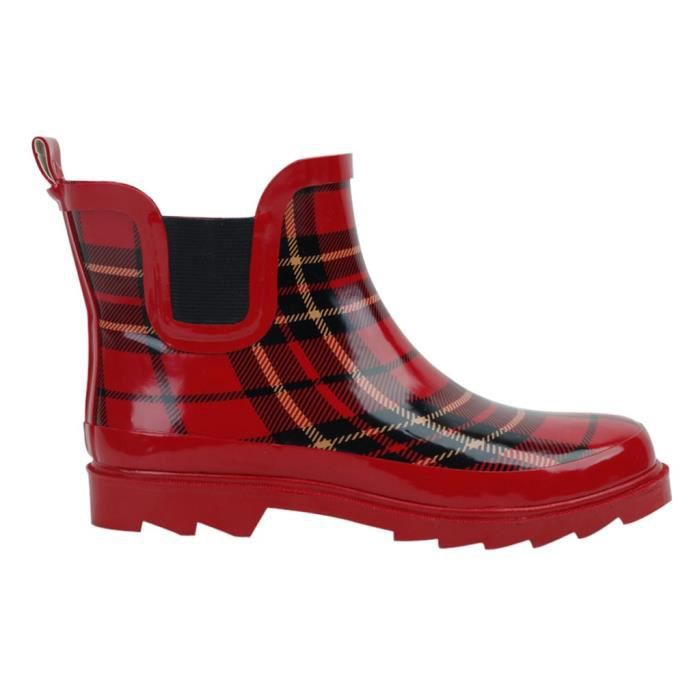 Motif d'impression imperméable Welly Bottines SIGDS Taille-38
