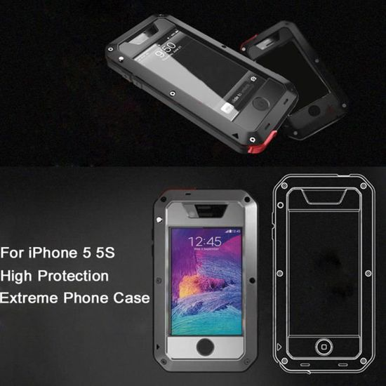 coque gorilla extreme iphone 5 5s 5se