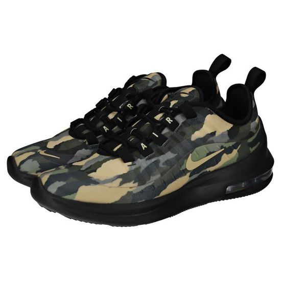 online store cfc3a 41c00 Nike Air Max Axis Print Gs Garçon Baskets Camouflage Vert Camouflage -  Achat   Vente basket - Cdiscount