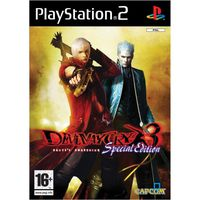 DEVIL MAY CRY 3 Special Edition / PS2