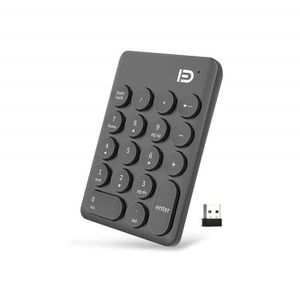 PAVÉ NUMÉRIQUE Clavier numérique USB, pavé numérique sans fil ple