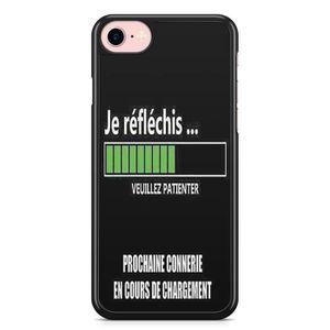 coque iphone 7 plus marrante