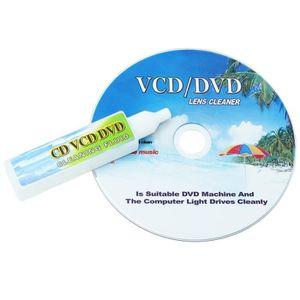 NETTOYAGE - ENTRETIEN Kit de Nettoyage Lentille pour VCD-DVD-CD-Rom-DVD-