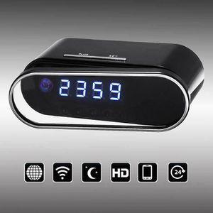 Sans fil Vision nocturne le bureau D/étecteur de mouvement et alarme - Contr/ôle pour la maison ABCCAM WEEA Mini cam/éra HD 1080p Application la voiture