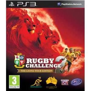 JEU PS3 Jonah Lomu Rugby Challenge 2 - Version Uk (ps3)