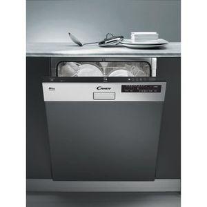LAVE-VAISSELLE CANDY - CDS2LS54X - Lave vaisselle encastrable - 1