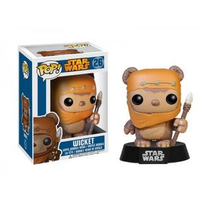 FIGURINE - PERSONNAGE Figurine Funko Pop! Star Wars: Wicket