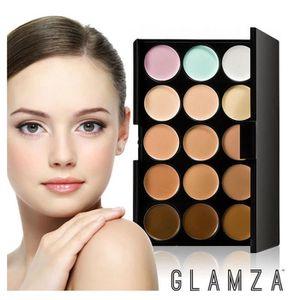 PALETTE DE MAQUILLAGE  Ensemble de palette de maquillage Glamza 15 Shades