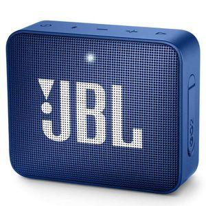 ENCEINTE NOMADE JBL GO2 Enceinte sans fil Bluetooth portable-Bleu