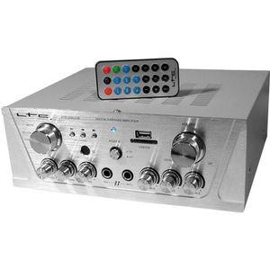 AMPLIFICATEUR HIFI Ampli 100w MP3 / lecteur USB/SDLTC ATM-2000USB
